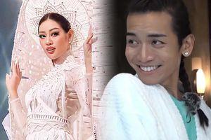BB Trần lầy lội 'hiến kế' cho Khánh Vân thắng Miss Universe, không hổ danh 'thánh chơi dơ'!