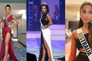 Top 3 thí sinh có chiều cao thấp nhất Miss Universe: Người vui vẻ, người e dè lảng tránh