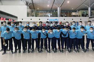 Ngày 23-5, tuyển Futsal Việt Nam đấu Lebanon trên 'sân nhà' UAE