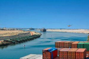 Ai Cập bắt đầu hoạt động mở rộng kênh đào Suez