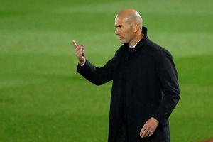 Zidane rời Real về Juventus?