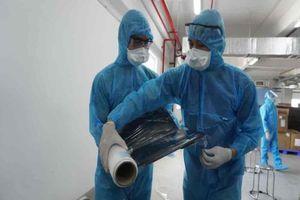 200 nhân viên y tế Bắc Giang lấy 11.000 mẫu đưa đi xét nghiệm