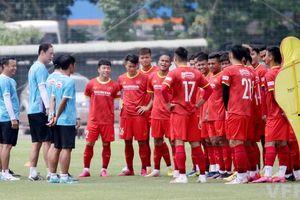Tuyển thủ trẻ Việt Nam tự tin cho chiến dịch vàng SEA Games