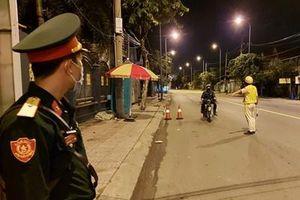TP. Hồ Chí Minh triển khai đồng loạt các chốt, trạm kiểm soát phòng dịch COVID-19