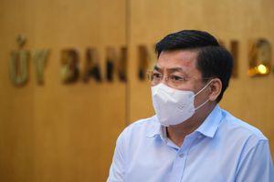 Bí thư Bắc Giang: 'Tận dụng giờ vàng, hạn chế lây nhiễm cộng đồng'