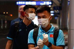 Tuyển futsal Việt Nam lên đường tranh vé dự World Cup