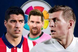 Cúp về thành Madrid, Barca hết hy vọng?
