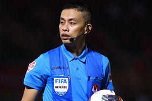 Số lượng trọng tài FIFA Việt Nam chỉ bằng Brunei