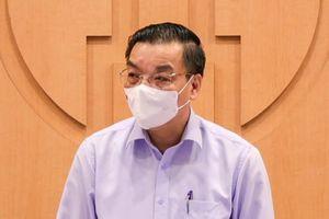 Hà Nội cử 20 chuyên gia hỗ trợ Bắc Giang dập dịch