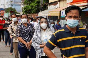 'Nếu bất cẩn, biến chủng virus có thể lan nhanh ở Campuchia'