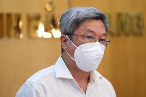 Nếu ca nhiễm tăng nhanh, Bắc Giang sẽ không còn nơi điều trị