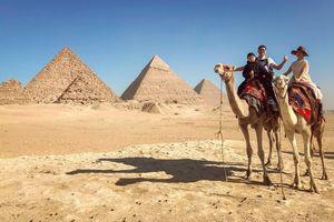 10 ngày khám phá Ai Cập của gia đình Việt