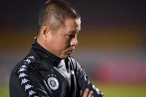 HLV Chu Đình Nghiêm phủ nhận tin dẫn dắt SLNA