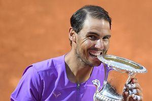 Nadal hạ Djokovic tại chung kết Rome Masters