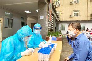 Trưa nay, Bệnh viện K Tân Triều và Hưng Yên có thêm 6 ca mắc Covid-19