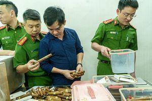 Buôn lậu xì gà gia tăng, Bộ Giao thông Vận tải chỉ đạo khẩn