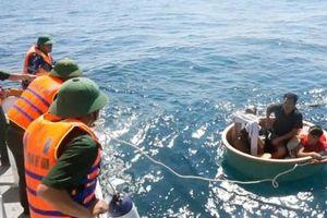 Tàu hàng đâm chìm tàu cá, 2 ngư dân mất tích trên biển