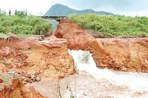 Nguy cơ mất an toàn hồ chứa tại các tỉnh miền núi phía bắc
