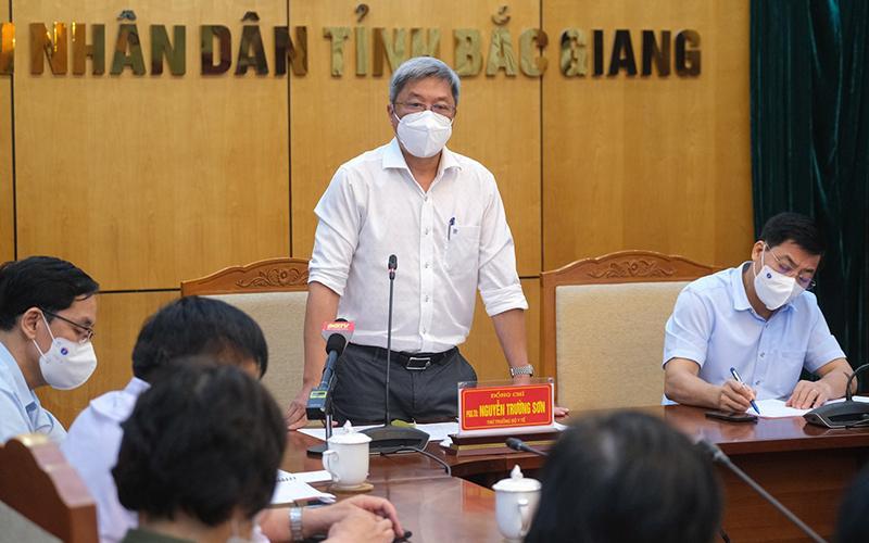 Bốn việc Bắc Giang cần làm ngay để chống dịch khẩn trương