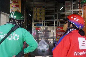 Đà Nẵng tạm dừng hoạt động xe taxi, GrabCar, GrabBike