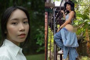 Con gái diva Mỹ Linh nói gì sau khi kéo quần khoe vòng 3 để thể hiện bản thân?