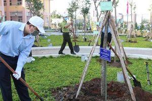 TPHCM tổ chức lễ phát động 'Tết trồng cây đời đời nhớ ơn Bác Hồ' năm 2021