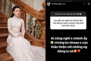 Chơi Q&A, 'cô dâu 200 cây vàng' bất ngờ tiết lộ bí mật
