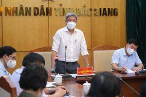 Bộ Y tế đưa phương án khẩn hỗ trợ Bắc Giang dập nhanh các ổ dịch COVID-19
