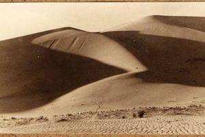 Bí ẩn 'cát hát' trong sa mạc