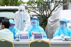 Gần 500 người Đà Nẵng xét nghiệm SARS-CoV-2 do liên quan Giám đốc Hacinco