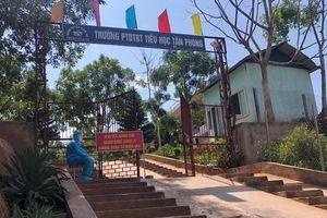 Tạm đình chỉ công tác 3 cán bộ để xảy ra chùm ca bệnh Covid-19 ở Điện Biên