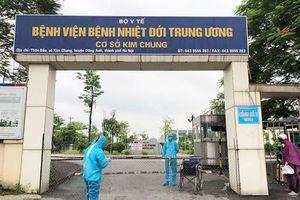 Chỉ đạo khẩn 4 bệnh viện của Hà Nội tiếp nhận điều trị bệnh nhân COVID-19