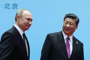 Truyền thông Mỹ: Sự 'thiển cận' của Washington đưa Nga và Trung Quốc xích lại gần nhau