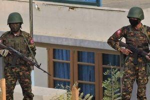 Tình hình Myanmar: Lực lượng dân quân phản đối đảo chính rút khỏi thị trấn Mindat