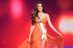 Hừng Đông có phải sắc màu mang lại may mắn cho hoa hậu Khánh Vân trước đêm Chung kết Miss Universe 2020?