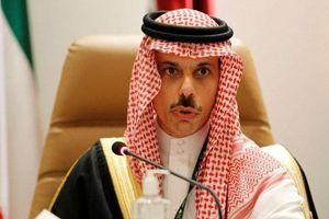 Ngoại trưởng Saudi Arabia lên án mạnh mẽ việc trục xuất người Palestine