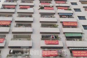 Bài 2: Không chỉ riêng chung cư 87 Lĩnh Nam dân cư phải chờ sổ...