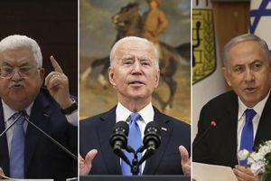Tìm cách chấm dứt bạo lực, ông Biden điện đàm với lãnh đạo Israel, Palestine