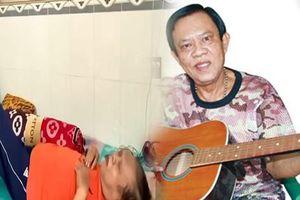 Nhạc sĩ Vinh Sử lúc tỉnh lúc mê, ngủ vô thức triền miên khiến vợ lo lắng