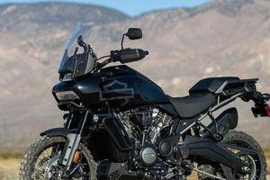 Ra mắt Harley-Davidson Pan America 1250: Ngoại hình hầm hố, sở hữu nhiều tính năng hiện đại