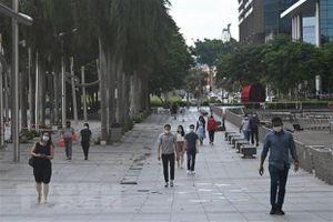 Singapore ghi nhận số ca lây nhiễm trong cộng đồng ở mức cao