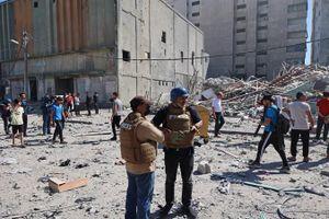 Malaysia và Iran ủng hộ Palestine, phán đối cuộc tấn công của Israel