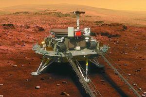 Thách thức '9 phút kinh hoàng' của tàu Trung Quốc trước khi hạ cánh xuống sao Hỏa