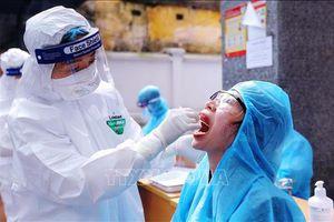 Các bệnh viện Bắc Thăng Long, Đức Giang, Thanh Nhàn, Hà Đông tiếp nhận điều trị bệnh nhân COVID-19