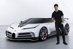 CLIP: Bộ sưu tập siêu xe đáng mơ ước của Ronaldo