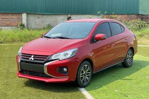 Đánh giá Mitsubishi Attrage phiên bản đắt nhất, cạnh tranh với Toyota Vios, Hyundai Accent