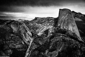 Miền Tây nước Mỹ đẹp đến kinh ngạc qua loạt ảnh đen trắng