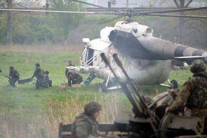 Hành động và Lời nói: Biên phòng Ukraine đã tìm ra kẻ thù mới ngoài Nga