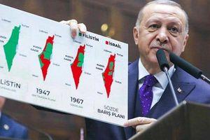 Tại sao Thổ Nhĩ Kỳ công khai ủng hộ Palestine và lên án Israel?