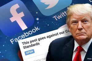 Biden hủy bỏ sắc lệnh hạn chế Facebook, Twitter của cựu Tổng thống Trump